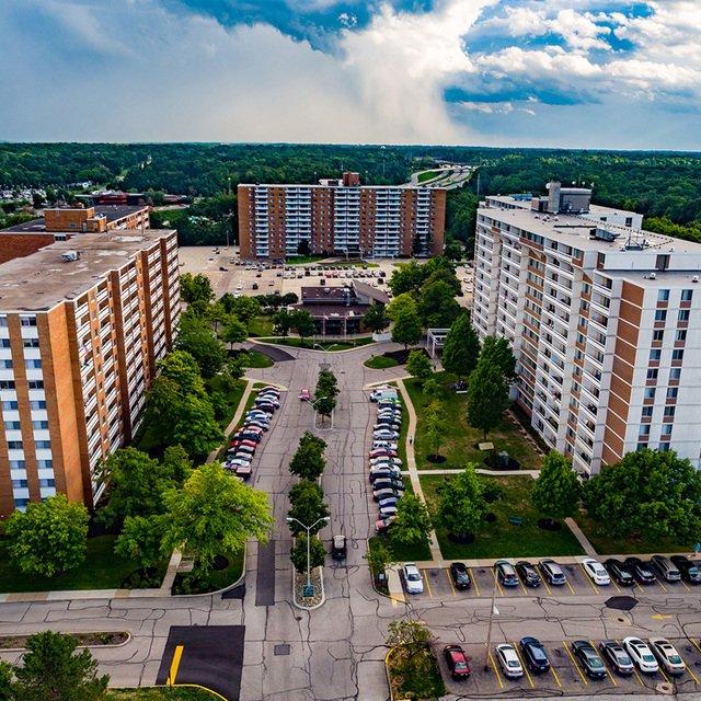 Pine Ridge Apartments Willoughby Hills Ohio