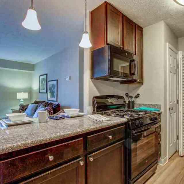 Liberty Lake Apartments: Liberty Hill Apartments